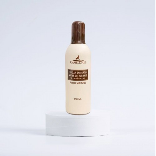 Camellia Exfloliating Water Gel For Face