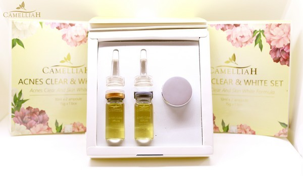 ACNES CLEAR & WHITE SET