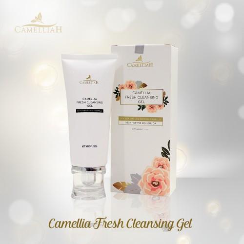 Sữa rửa mặt Camellia Fresh Cleansing Gel