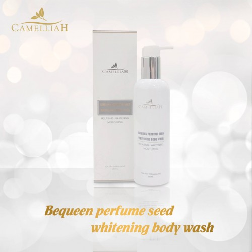 BEQUEEN PERFUME SEED WHITENING BODY WASH