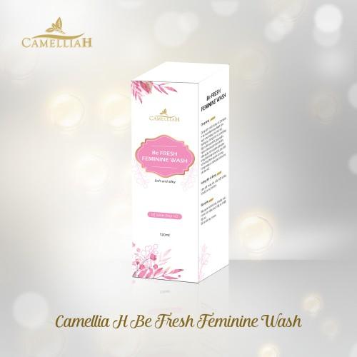 CAMELLIA H BE FRESH FEMININE WASH