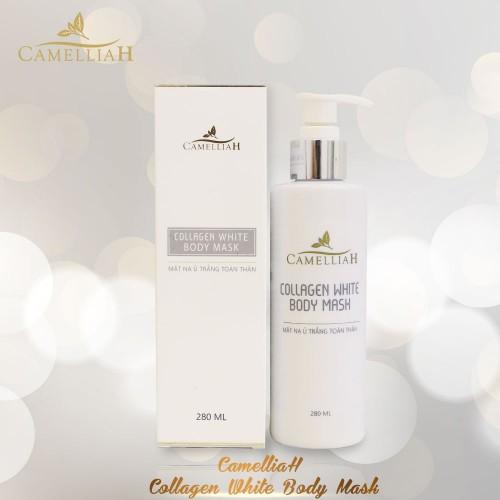 CAMELLIA H COLLAGEN WHITE BODY MASK